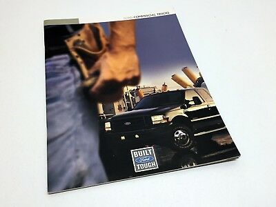 2003 Ford F-150 F-250 F-350 F-450 F-550 E-Series Commercial Trucks Brochure
