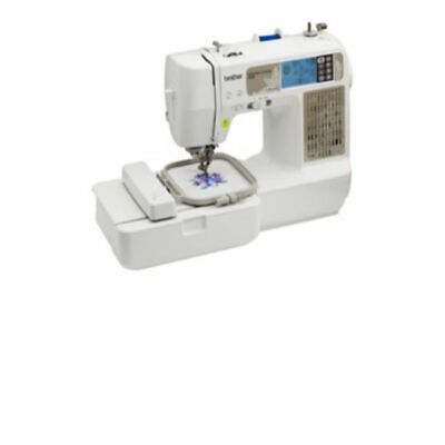 BROTHER SEWING MACHINE Embroidery SE40 SE40 Factory Remanufactured Best Brother Se400 Computerized Sewing And Embroidery Machine Refurbished