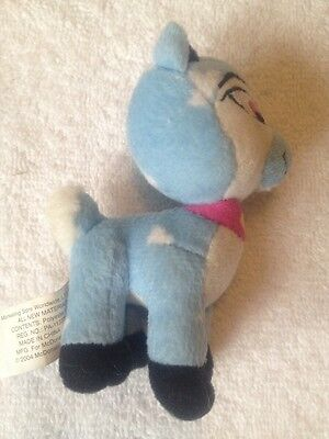 Neopets McDonalds Cloudy Ixi 2004 Mini Plush Cloud
