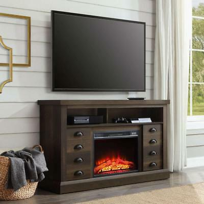 Better Homes And Gardens Granary Modern Farmhouse Fireplace Console
