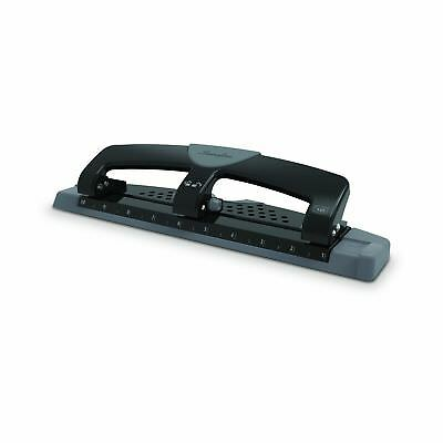Swingline 3 Hole Punch Low Force 12 Sheets Punch Capacity SmartTouch (A7074134)