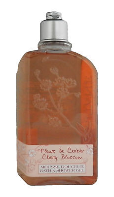L'Occitane Cherry Blossom Bath & Shower Gel 8.4 Ounce