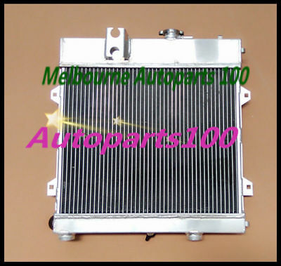 Aluminum Radiateur radiator for BMW E30 M10 316i 318i 1982-1991 Manual