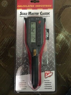 Calculated Industries Scale Master Classic