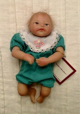 Handful of Blessedness Doll From Ashton-Drake Galleries Heavenly Handfuls collec