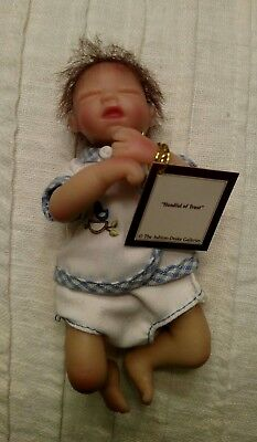 Handful of Trust Doll from Ashton-Drake Galleries Heavenly Handfuls collection