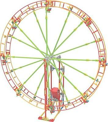 Knex Thrill Rides Revolution Ferris Wheel Pieces Bau Konstruktionsspielzeug Blit