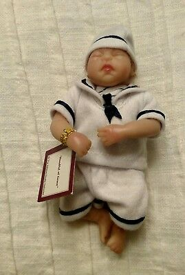 Handful of Grace Doll from Ashton-Drake Galleries Heavenly Handfuls Collection