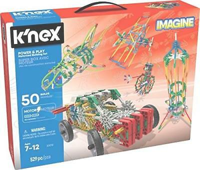 Knex Building Sets Power Motorized Kostruktionsspielzeug Play Blitzversand OVP