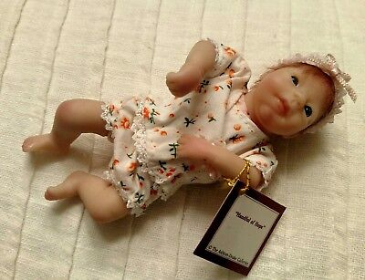 Handful of Hope Doll from Ashton-Drake Galleries Heavenly Handfuls Collection