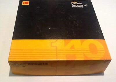 Kodak Carousel 140 Slide Tray *Great Condition* *FREE SHIPPING*