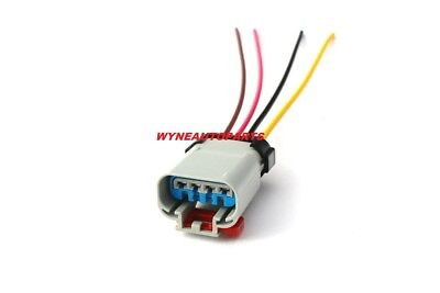 pigtail fuel pump connector wiring harness fit chevrolet. Black Bedroom Furniture Sets. Home Design Ideas