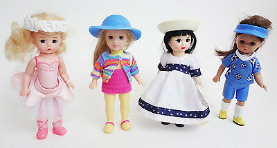 Madame Alexander Happy Meal Toys Dolls McDonalds Miniature Infant Kids Lot
