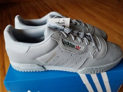 3e537856cebcc5 Adidas Yeezy Powerphase Calabasas Grey Cg6422 Brand New In The Box