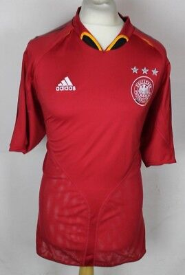 Vintage Germany Third Football Shirt Adidas Rare 04-06 Mens Xl