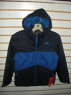 afdc8f763e76 The North Face Boys Chimborazo Triclimate Jacket- A34Q6- B Cobalt Blue -S