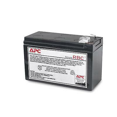 APC by Schneider Electric APCRBC110 Replacement Battery 110
