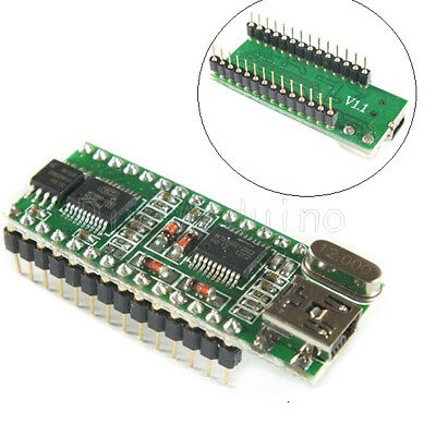 5V Mini USB interface Sound module WT588D-U-16M Voice Sound module for Arduino