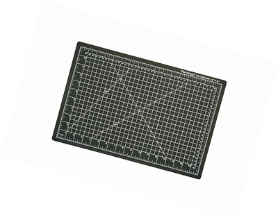 "Dahle 10671 Vantage Self-Healing Cutting Mat,  12"" x 18"",  Black, 5 layer PVC Co"