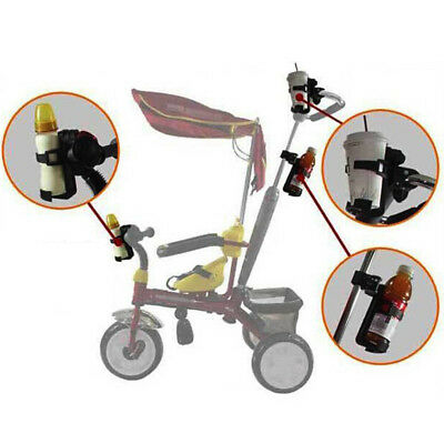 Baby Infant Stroller Bicycle Carriage Cart Milk Bottle Cup Holder Mount Cage KS5