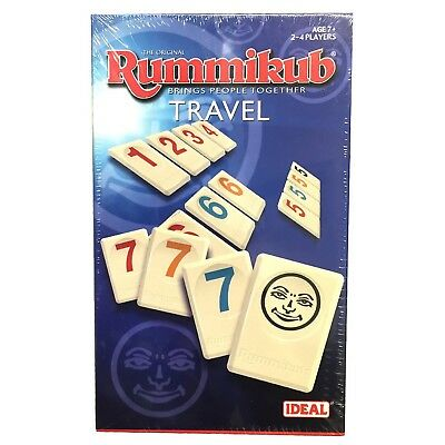 NEW John Adams Rummikub Travel - Fast & Free delivery!