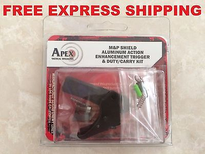 Apex Tactical S&W M&P Shield Duty Carry Action Enhancement Trigger & Kit 100-051