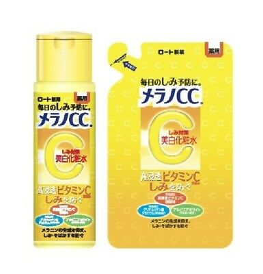 Rohto Melano CC medicinal stain intensive measures Lotion 170mL Made in Japan