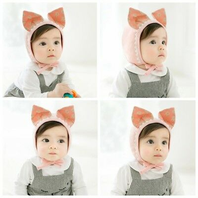 Unisex Toddler Baby Warm Knite Hat Toddler Infant Boys Girl Soft Cute Cotton Cap