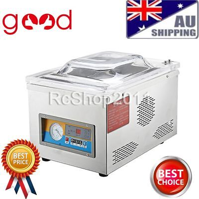 Au Food Sealing Machine Vacuum Sealer Kitchen Storage Packer Dz-260 120W