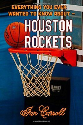 Everything You Ever Wanted to Know About Houston Rockets (Mr Ian Carroll) | Crea