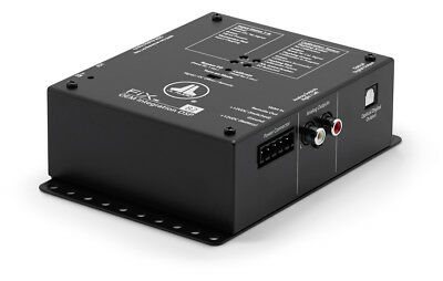 JL AUDIO DSP-Serie FIX 82 OEM Interface Digital Equalizer mit Laufzeitkorrektur