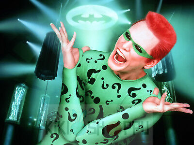 Poster A3 DC Batman Forever Enigma 01