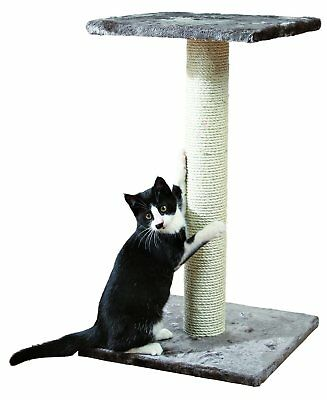 Cat Scratching Post Tree 69cm Pet House Furniture Kitty Tower Scratch Toy Grey
