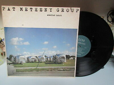 Pat Metheny Group American Garage LP ECM Records 1155 VG+