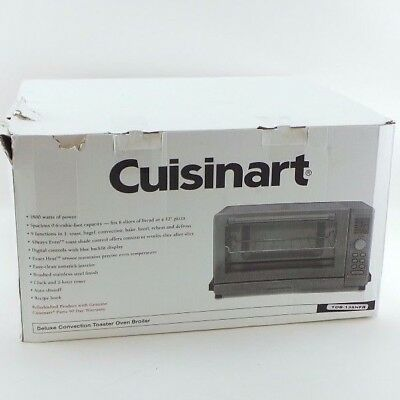 oven manual steel compact reviews stainless of cuisinart toaster convection broiler deluxe with photo