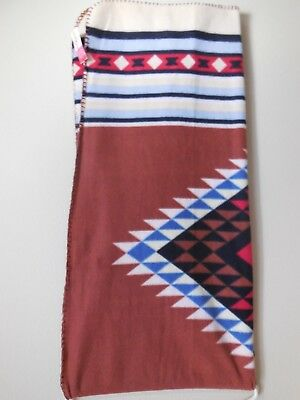 """Montana St. Labre Indian School100% Polyester Blanket 32"""" X 48"""""""