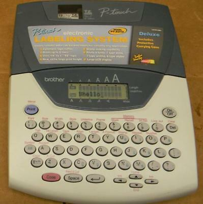 brother p touch pt 1880 label maker manual