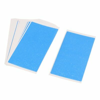 Dust Absorber LCD Dedust Sticker for Cell Phone Screen 10x5.5cm 50Pcs