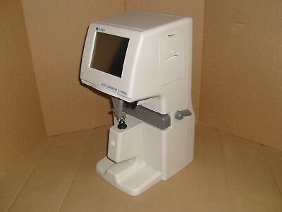 Tomey TL-2000B Auto Lensmeter Lensometer - Works Great - Touchscreen
