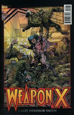 Weapon X #12 Laming Lenticular Variant Legacy Marvel Comics Near Mint 12/13/17