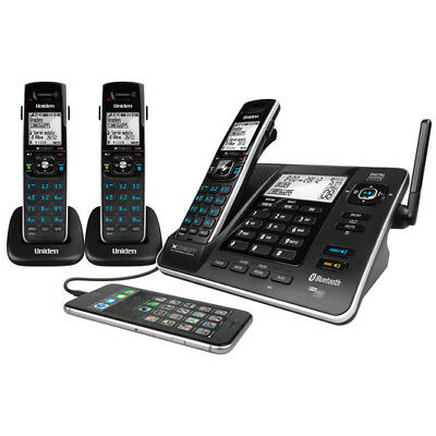 New Uniden - XDECT Cordless Phone System - XDECT 8355 + 2