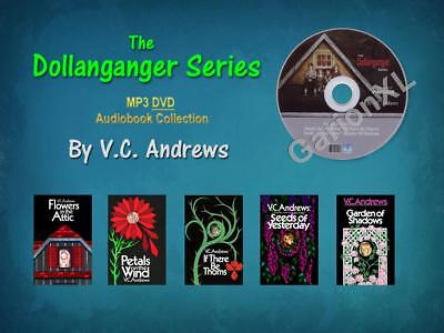 The Complete DOLLANGANGER Series By VC Andrews (5 MP3 Audiobooks)