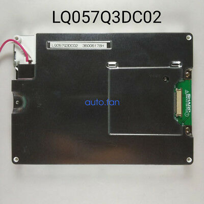 "SHARP 5.7"" LQ057Q3DC02 TFT Industrial LCD Panel Display Screen 320x240 33 pins"