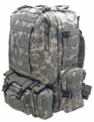 New Large Assault/Tactical Rucksack/Backpack - ACU Digital Camo