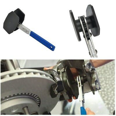 Car Truck Ratchet Brake Caliper Spreader Press Tool With Cushioned Grip Handle