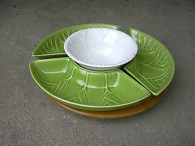 California Pottery Lazy Susan