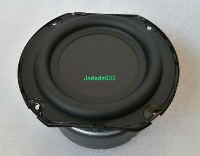"1pcs 4""inch 114mm 4ohm 4Ω subwoofer Bass speaker woofer loudspeaker"