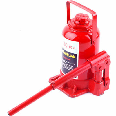 20Ton Heavy Duty Hydraulic Jack Car Van Bottle Trolley Lifting Ram Caravan Truck