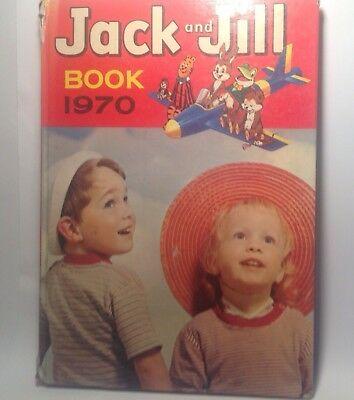 Jack And Jill 1970  Comic Book