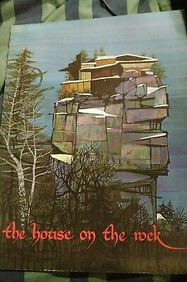 The House on the Rock book 1962 great read vintage